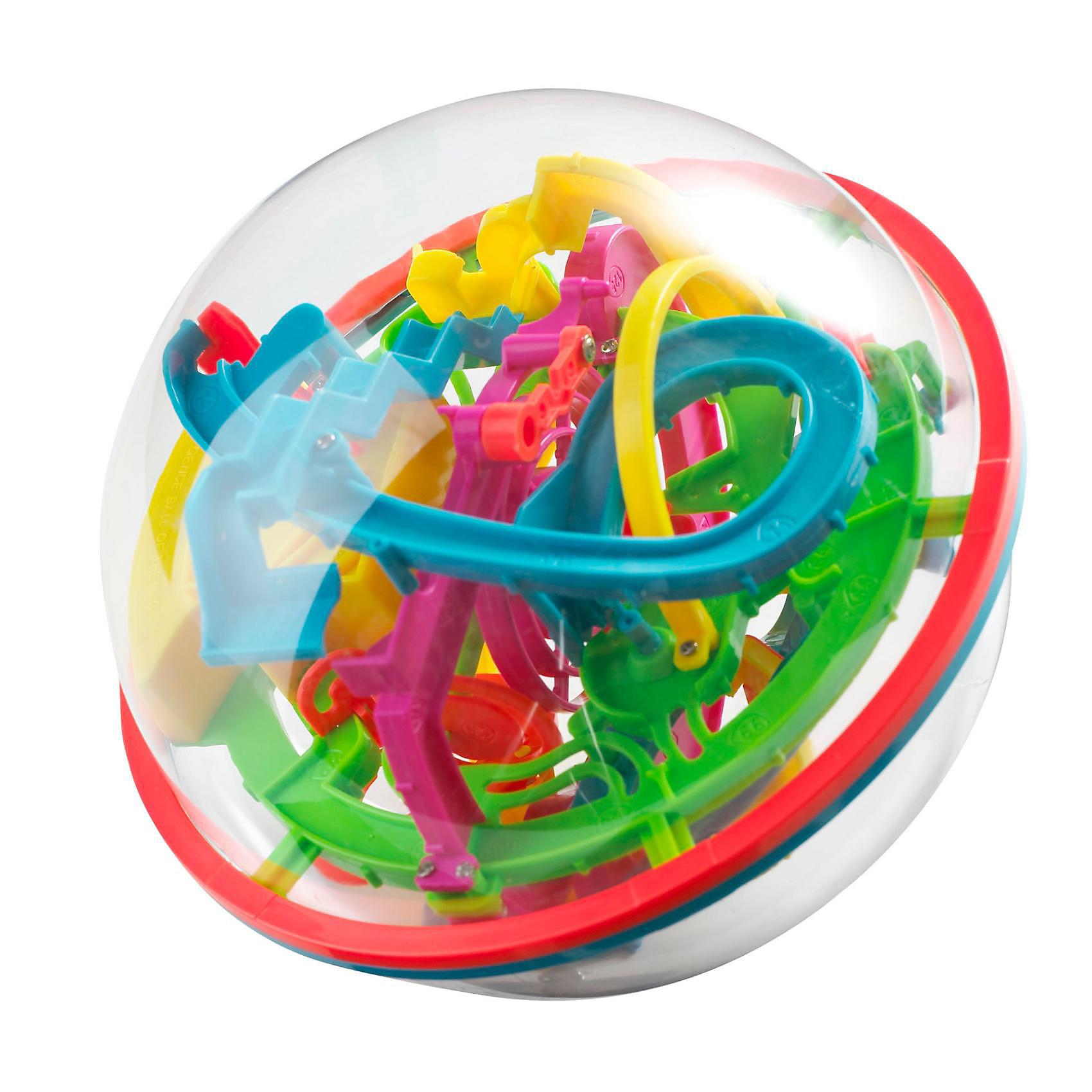Addict-A-Ball 20 cm (Puzzle-Ball und Geduldsspiel mit 138 Spielstufen)