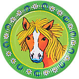 Party-Set Mein Ponyhof, 54-tlg.