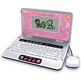VTech - AI Laptop Schulstart E, pink (Sprachen: D/E)