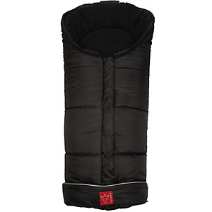 Footmuff Iglu Thermo Fleece - black