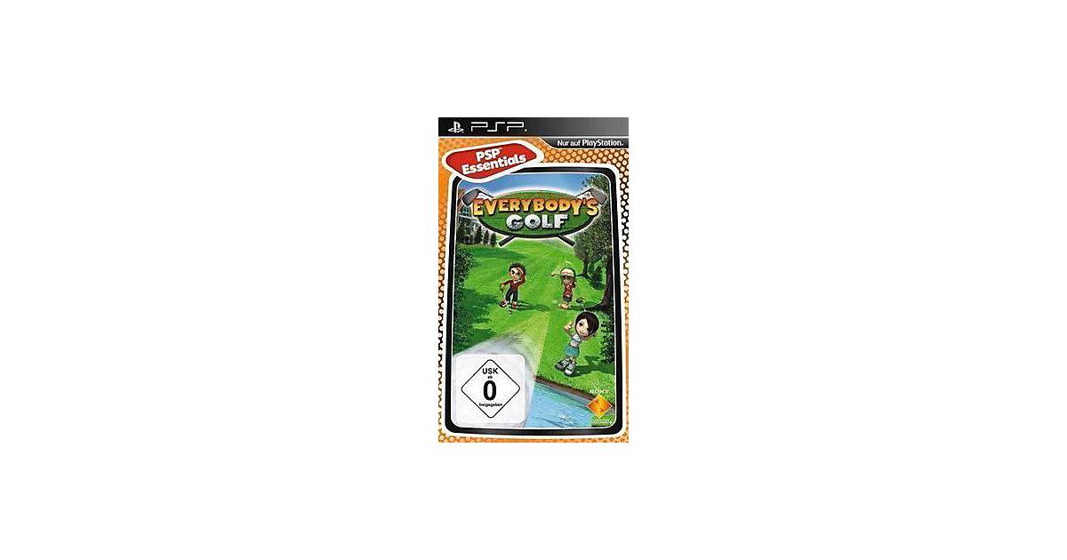 PSP Everybodys Golf - Essentials