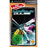 PSP WipeOut Pulse - Essentials