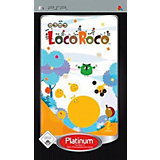 PSP LocoRoco 2 - Platinum