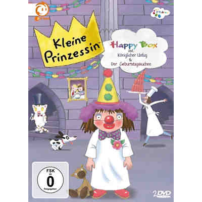 DVD Kleine Prinzessin Happy Box (2 DVDs)