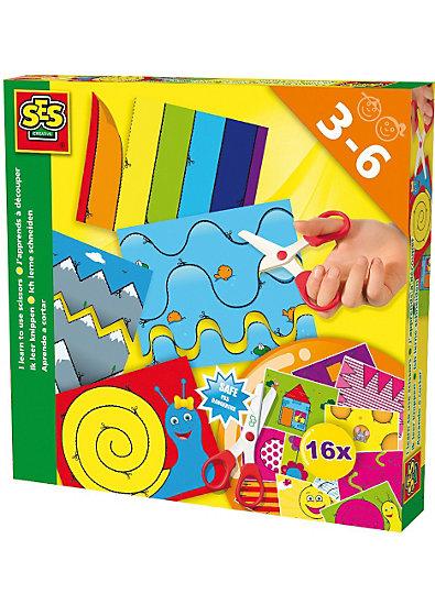 Creative 3-6 Lernkreativset Ich lerne schneiden