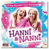 CD Hanni & Nanni - Hörspiel zum Film
