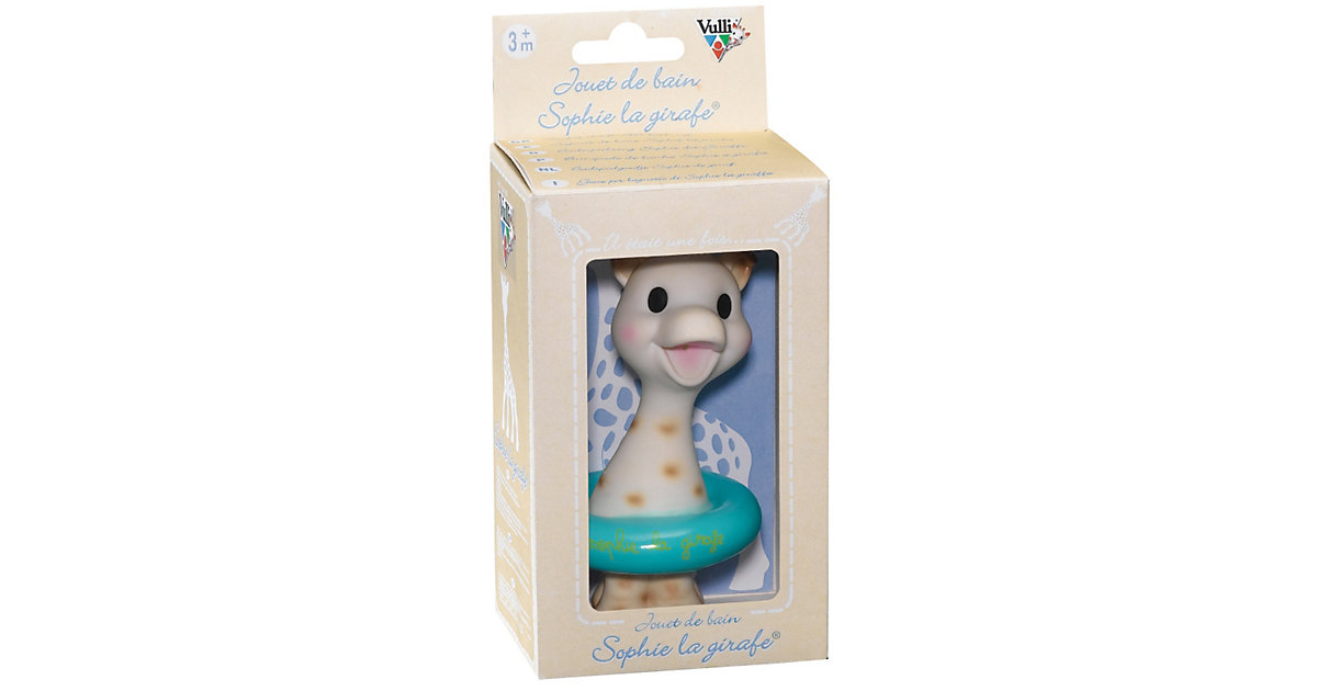 Sophie die Giraffe - Badespielzeug in Geschenkbox