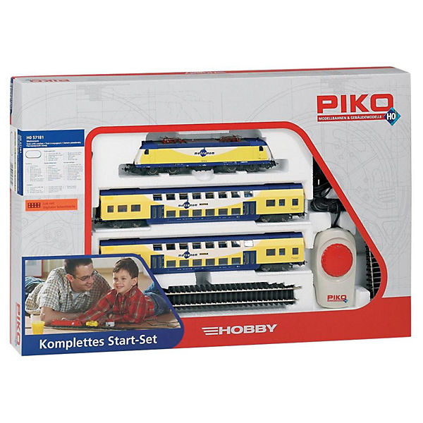 PIKO Spur H0 Start-Set Metronom