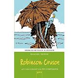 Arena Kinderbuch-Klassiker: Robinson Crusoe