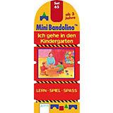 MiniBandolino Set 65: Ich gehe in den Kindergarten