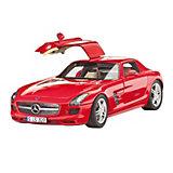 Автомобиль Mercedes SLS AMG