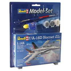 Revell Сборная модель F/A-18 D Wild Weasel