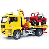 BRUDER 02750 MAN TGA Tow Truck