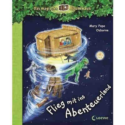 Das magische Baumhaus: Geheimnisvolle Reise mit dem magischen ...