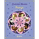 Zauberhafte Mandalas: Ponys