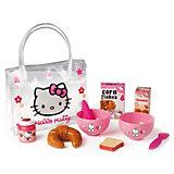 Smoby Набор для завтрака в сумочке Hello Kitty