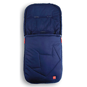 Summer Footmuff Ammy, Navy