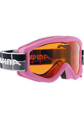 ALPINA Skibrille Carvy 2.0 SLT, rosa