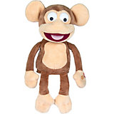 Plush Animal Monkey, Laughing