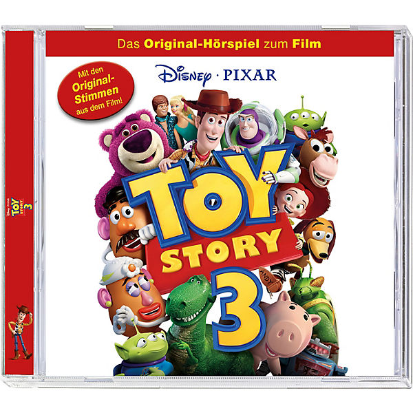 CD Walt Disneys Toy Story 3