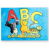 Ausmalblock ABC, A5, 13 Blatt