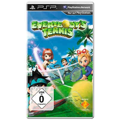 PSP Everybody's Tennis