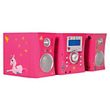 Stereo Music Center MCD04 Kids pink