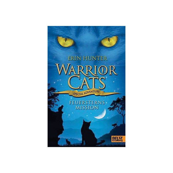 Warrior Cats - Special Adventure: Feuersterns Mission