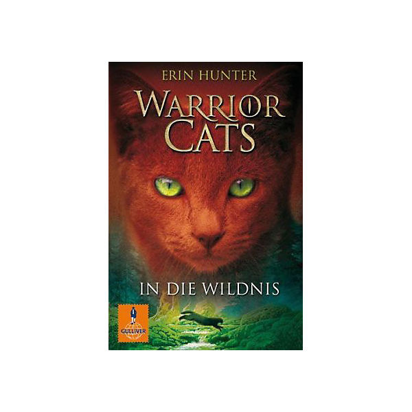 Warrior Cats: In Die Wildnis, Band 1, Erin Hunter