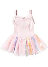 MIRELLA Kinder Ballett Bändchen Kleid
