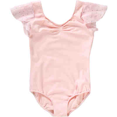 BLOCH Kinder Ballett Body Scarlett, rosa