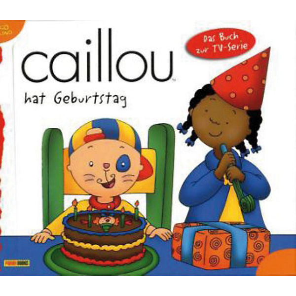 Caillou hat Geburtstag