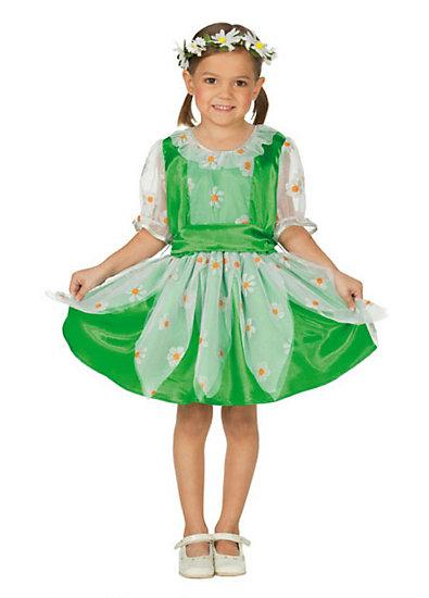 Kostüm Gänseblümchen, 2tlg.