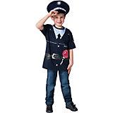 Kostüm Polizeishirt