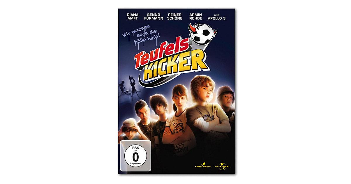DVD Teufelskicker - Der Kinofilm