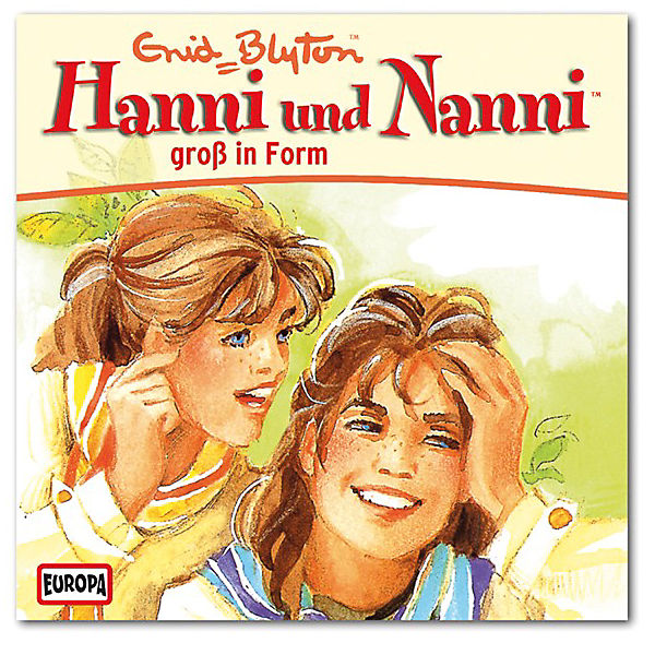 CD Hanni & Nanni 10 - groß in Form