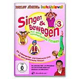 DVD Singen & Bewegen Vol. 3 - Für spielerische Fitness