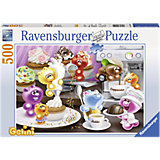 500 Piece Jigsaw Puzzle - Gelini: Breakfast Coffee