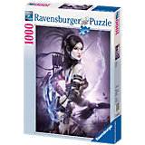 1,000 Piece Jigsaw Puzzle: Female Archer