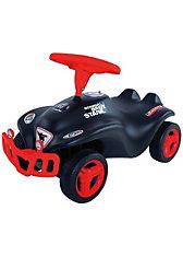 BIG NEW Bobby Car FULDA + Rammschutz, schwarz