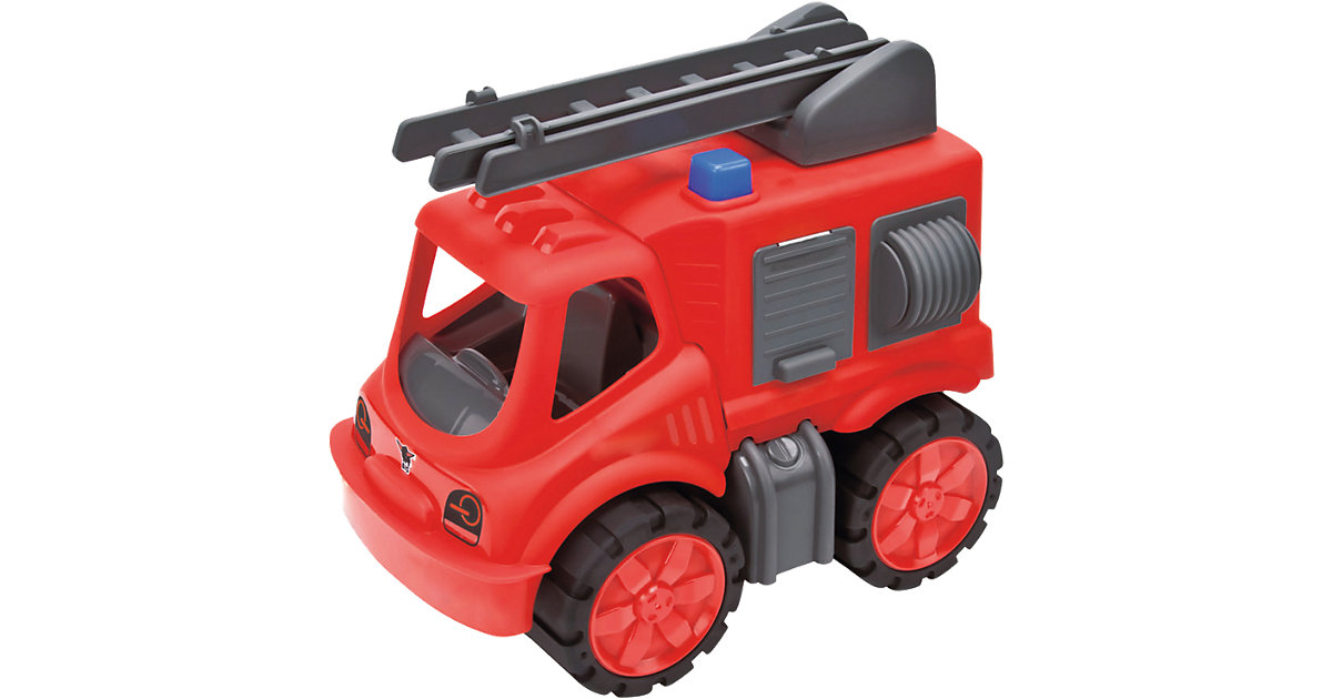 BIG Power Worker Feuerwehr, 31 x 20 cm
