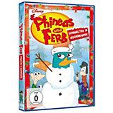 DVD Phineas und Ferb - Schnabeltier in Geschenkpapier