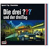 CD Die Drei ??? - und der drei Tag - ??? Special 3 CDs
