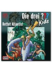 CD Die drei ??? Kids 17 - Rettet Atlantis