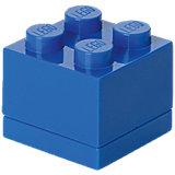 Lego Mini Box blau