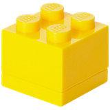 Lego Mini Box gelb