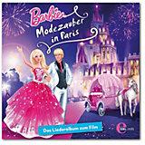 CD Barbie - Modezauber in Paris Liederalbum zum Film