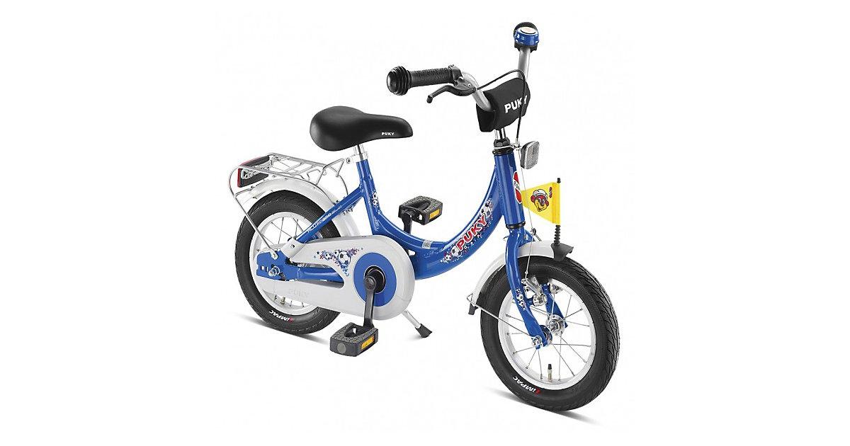 Fahrrad ZL 12 Alu, 12 Zoll, Fußball blau