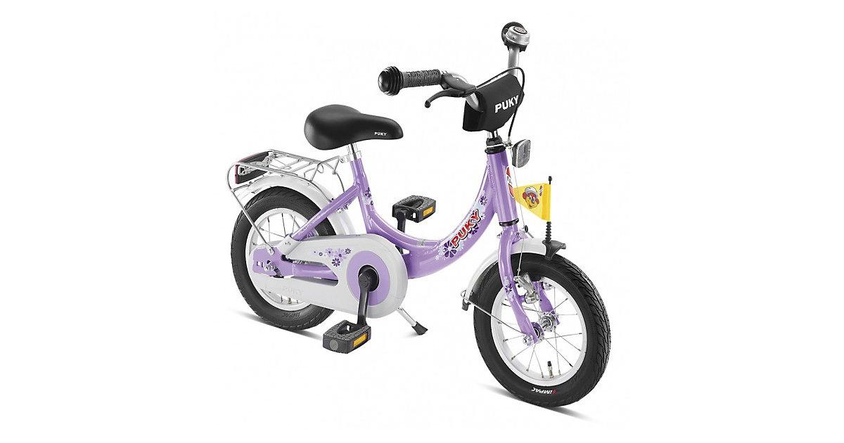 Fahrrad ZL 12 ALU, 12 Zoll, Flieder lila
