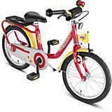 PUKY Fahrrad Z 6, 16 Zoll, rot